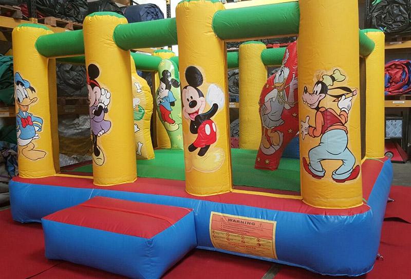 Hinchable pequeño Escuela Disney